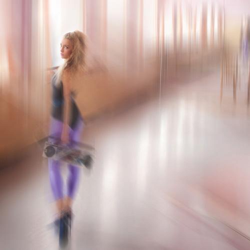 новый танцевальный зал Space