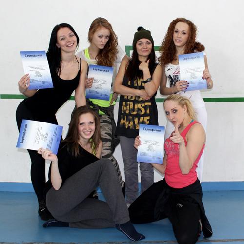 Инструкторы получили сертификаты