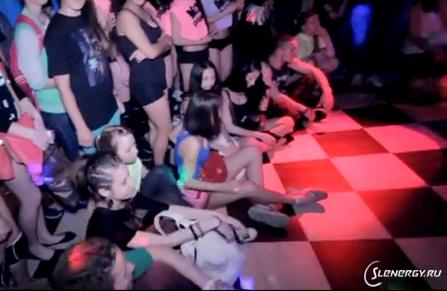 Танцевальные батлы с Еленой Яткиной во Владивостоке