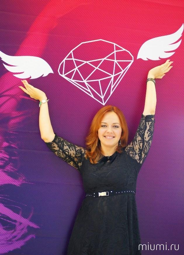Татьяна Шепко - директор студии танца и красоты Grand Diamond