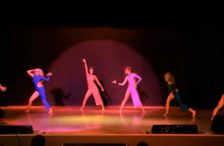 Шоу-балет студии танца Grand Diamond
