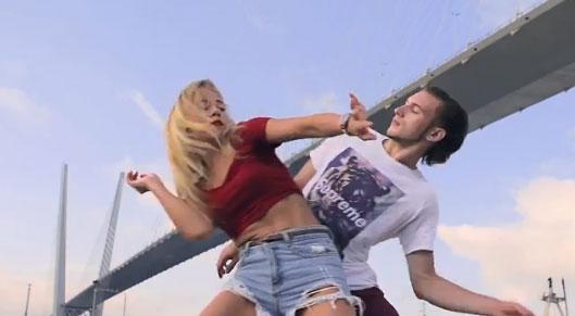 Dancehall: Алексей и Юлия