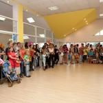 Открытие нового танцевального зала, май 2012