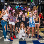 Grand Diamond на шоу Baby-Bams Halloween