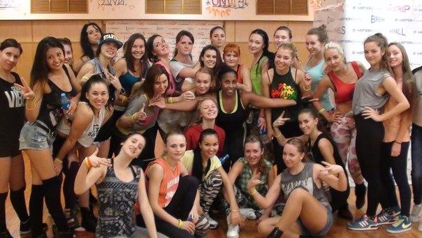 Мастер-классы от Latonya Style во Владивостоке!