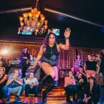 Танцевальные батлы в Matreshka Bar