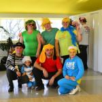 Третья семейная игра «Ребус», 7 октября 2012