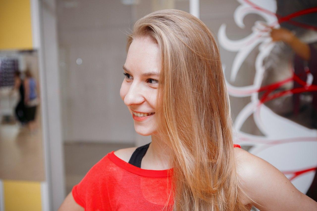 Ангелина Черевко - хореограф студии Grand Diamond