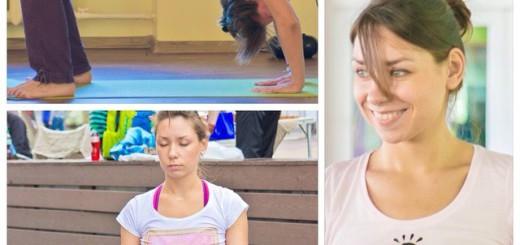Йога на рассвете вместе с Софией Супрун