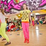 Новогодний танцевальный праздник в студии Grand Diamond
