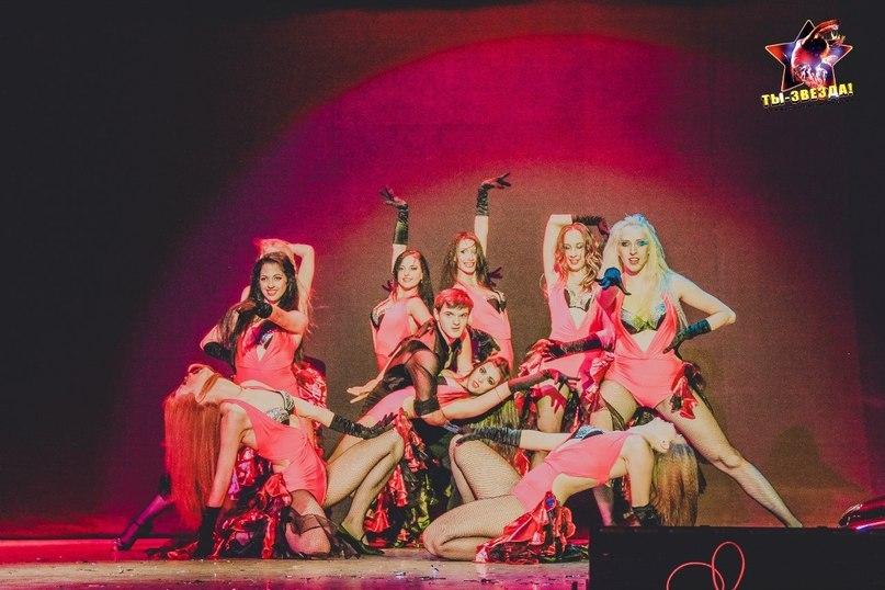 Шоу-балет Grand Diamond - это элита нашей танцевальной студии