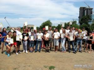"Grand Diamond поддержал проект ""Мы за чистый город"""