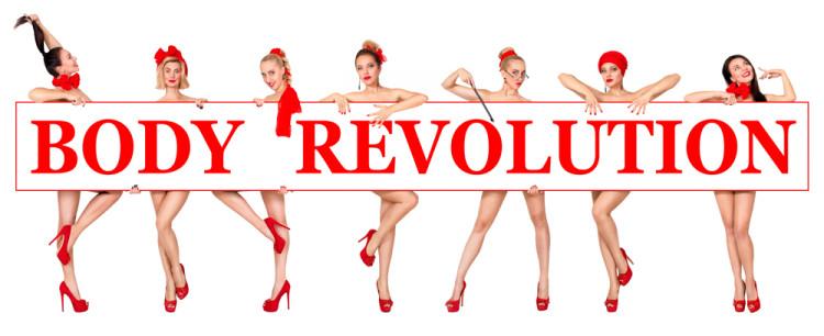 Представляем вашему вниманию «Body Revolution» в Grand Diamond