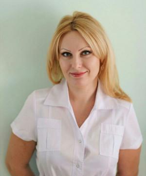Сахарова Елизавета - врач-косметолог в салоне красоты Grand Diamond