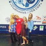 Победы Grand Diamond на Vladivostok OPEN CUP 2015