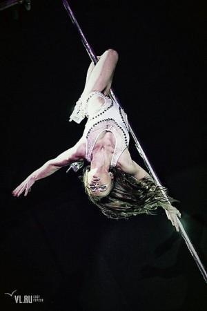 Чернега Анастасия - преподаватель pole dance в студии танца Grand Diamond.