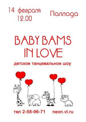 BABY-BAMS IN LOVE