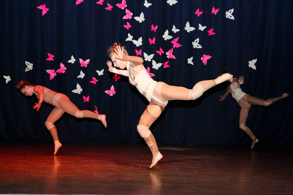 фото танцы эрот