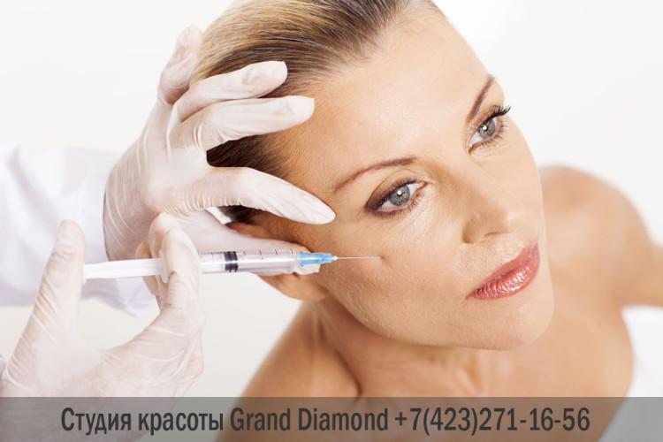 Уколы красоты в студии Grand Diamond, Владивосток