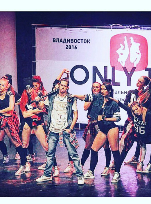 ONLY TOP VII во Владивостоке