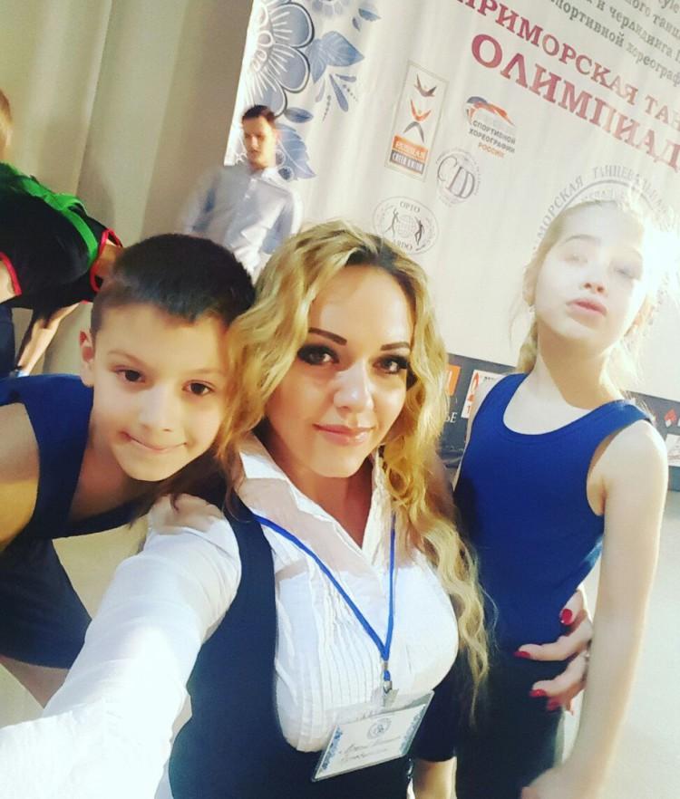 Приморская танцевальная олимпиада 2016
