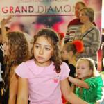 Grand Diamond на новогоднем утреннике в детском саду