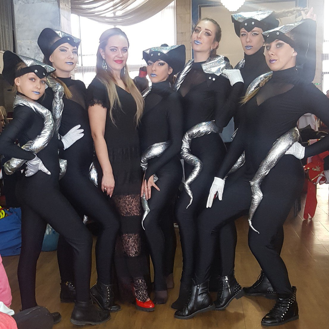 Танцевальный конкурс «Реверанс 2017»