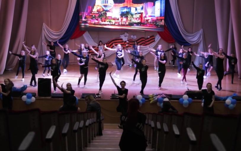 Репетиции отчетного концерта Grand Diamond