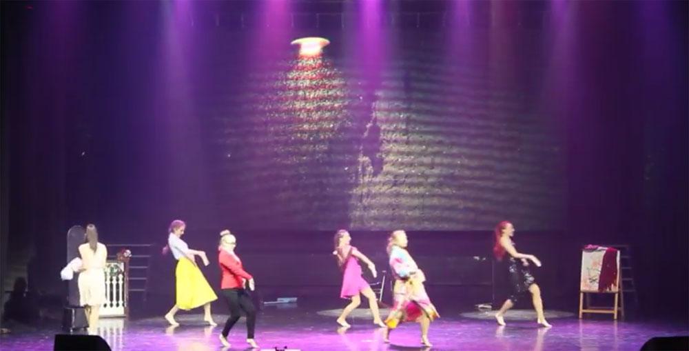 "Студия танца Grand Diamond на конкурсе ""Реверанс 2017"""