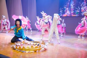 Фотогалерея отчетного концерта студии танца Grand Diamond