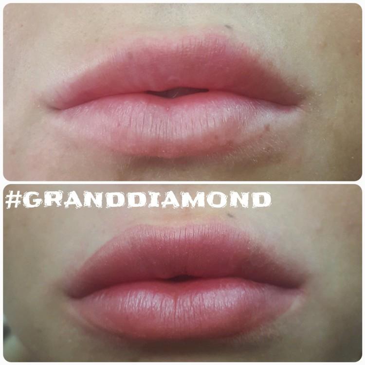 Татуаж губ во Владивостоке - салон Grand Diamond