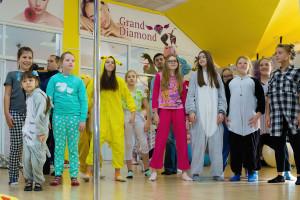 Пижамная вечеринка 2017 Grand Diamond