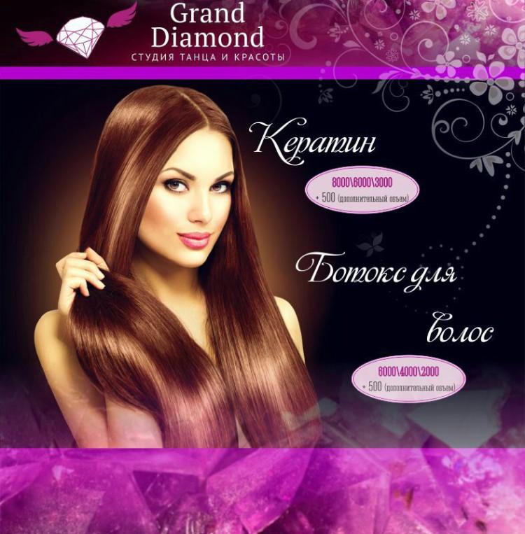 Кератин и ботокс для волос производства Бразилии