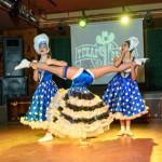 Канкан в исполнении шоу-балета Grand Diamond
