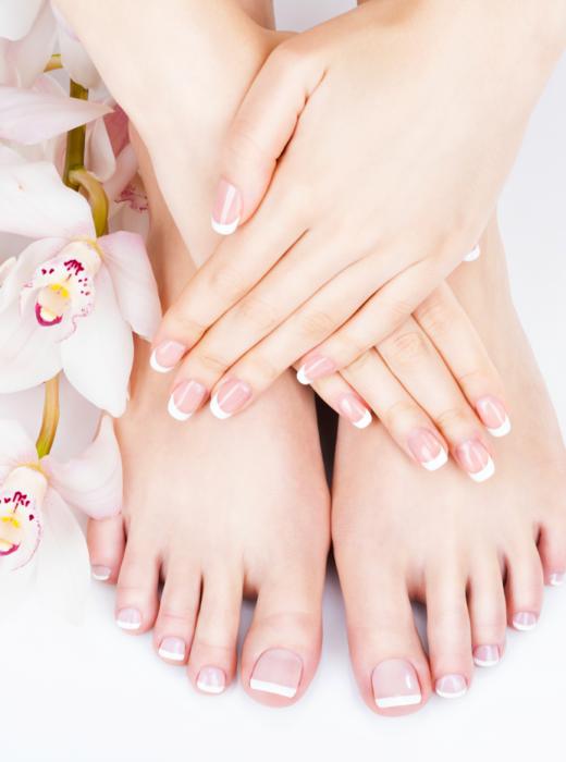 Комплексный SPA-уход за кожей рук и ног: протокол холодной парафинотерапии